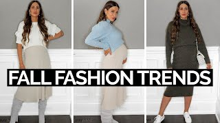 12 EASY Fall Fashion Trends You Need to Try in 2019! Video