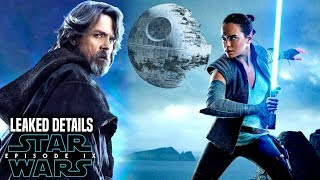 Star Wars Episode 9 Death Star's Role Revealed! Leaked Details & More
