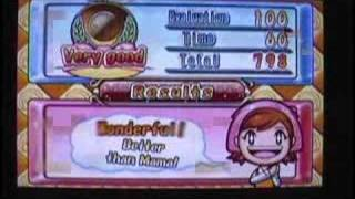 Cooking Mama Cook Off (Wii) - Pizza - Gold Medal