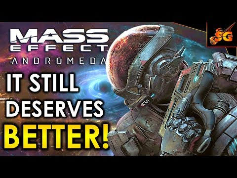 MASS EFFECT ANDROMEDA   IT DESERVED A NO MAN'S SKY TREATMENT (2019)! How It Could Have Been Fixed