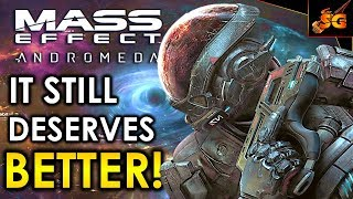 MASS EFFECT ANDROMEDA | IT DESERVED A NO MAN'S SKY TREATMENT (2019)! How It Could Have Been Fixed