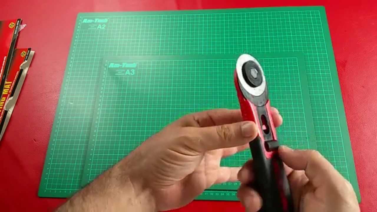 A2 Handover Cutting Mat