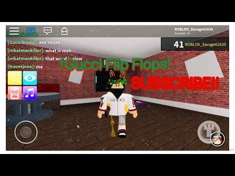Bhad Bhabie Gucci Flip Flops Original Video Roblox V 1 Youtube