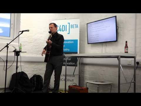 Simon Hudson and Steve Bowman Sharepoint Song