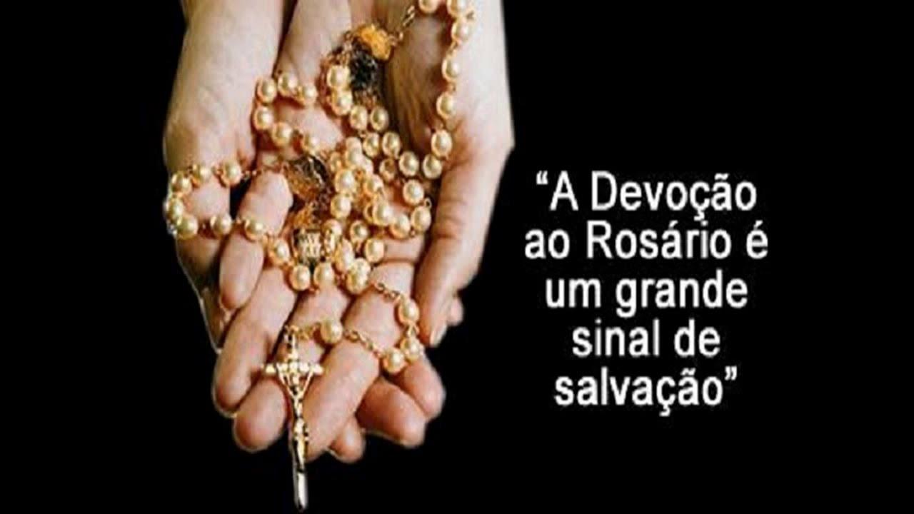rosario em latim mp3