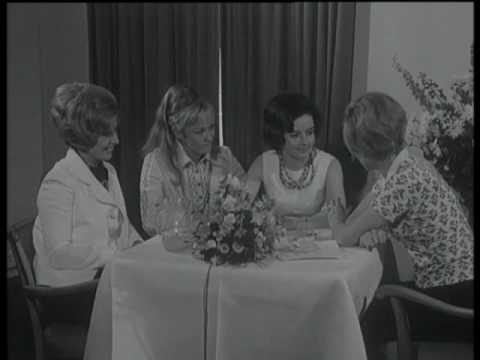 Neue Fernseh-Ansagerinnen (1970)