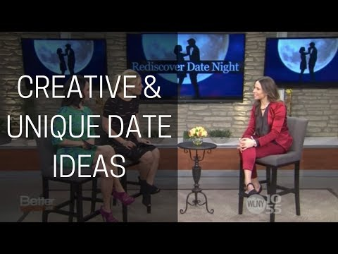 What To Do On A Date - Creative & Unique Date Ideas