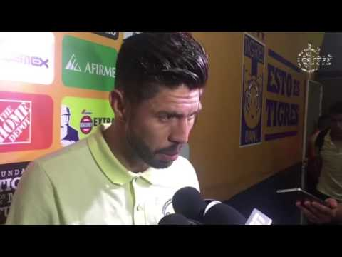 Oribe Peralta salió muy afectado tras perder la final