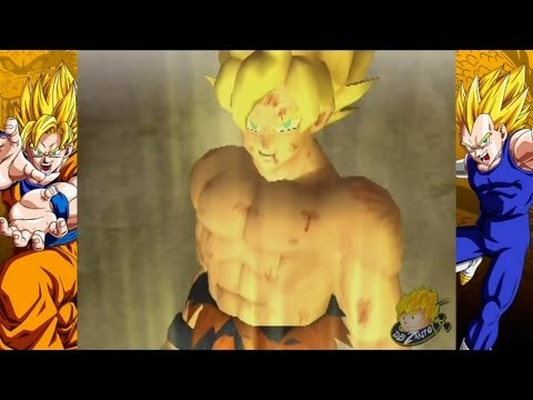 Dragon Ball Z Budokai 1 - Story Mode - The Legendary Super Saiyan (Part 13) 【HD】