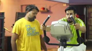 Bekaar Films | Different types of people you will find at the Gym