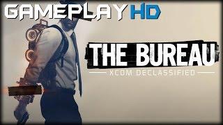 The Bureau: XCOM Declassified Complete Gameplay (PC HD) [1080p]
