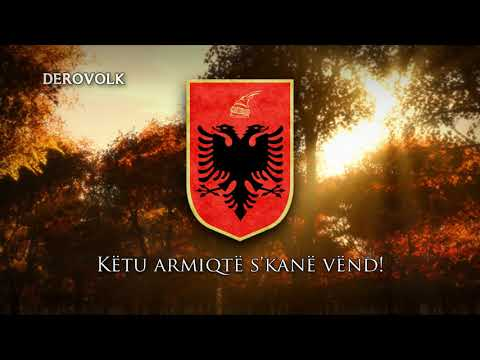 "National Anthem of Albania - ""Himni i Flamurit"""