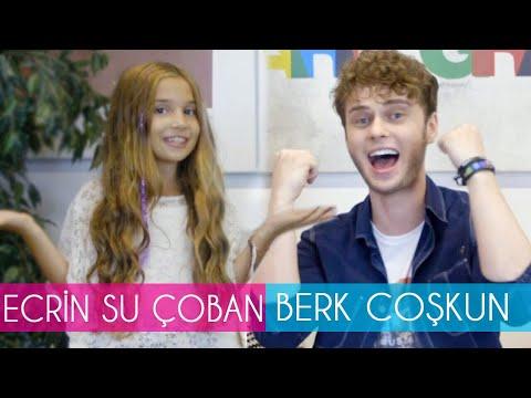 Berk Coşkun & Ecrin Su Çoban - Kanatlarım Var Ruhumda (COVER)
