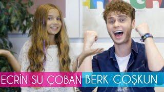 Berk Coşkun & Ecrin Su Çoban - Kanatlarım Var Ruhumda (COVER) Video
