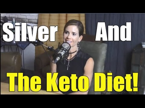The Benefits of Non Colloidal Silver & The Ketogenic Diet - Sara Banta
