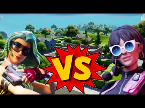 CAMEO VS CHIC *CHAPTER 2* (A Fortnite Short Film)