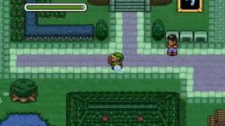 Let's Play Zelda Parallel Worlds (blind) Part 28 - Sahasrahla, das Arsch.
