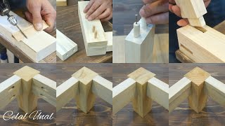 Woodworking / Wooden joints part 1