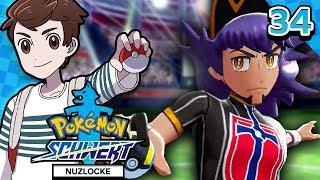 Finale gegen Champion Delion  🔥 Pokémon Schwert Nuzlocke