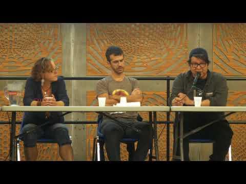 PT 2 Madonna Bernard + Freddy Stoneypoint CJM panel 12.10.17