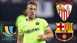 Sevilla vs Barcelona, Spanish Super Cup 2018 - MATCH PREVIEW