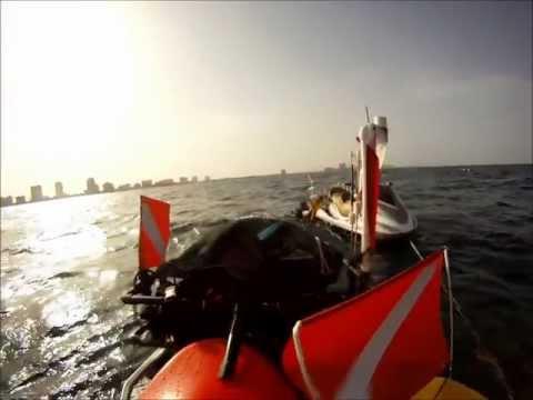 jetski scuba diving lobster mini seasson