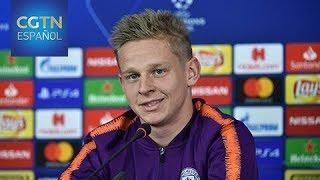 El Manchester City viaja a Ucrania para enfrentarse al Shakhtar Donetsk