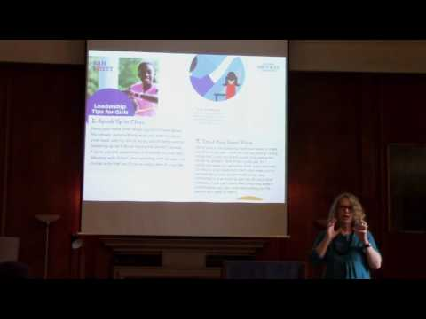 """Dr Michele Paule, """" 'Banning Bossy' and 'Leaning In': Girls' mediated ideas of leadership"""""""