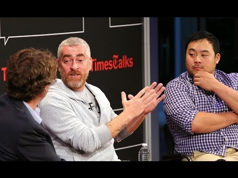 Alex Atala & David Chang | Interview | TimesTalks