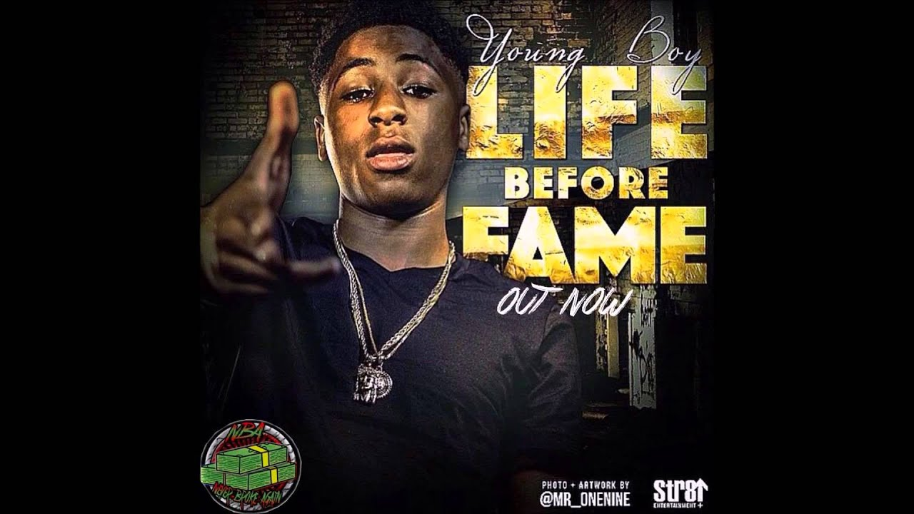 Nba Young Boy Dope Wallpapers Face: NBA YoungBoy-Preach-LifeBeforeFame