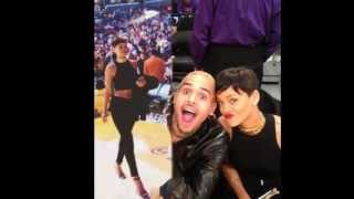 Chris Brown and Rihanna - Back Together 2012