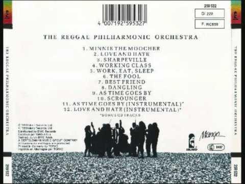 The Reggae Philharmonic Orchestra - Minnie The Moocher