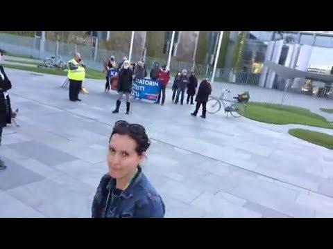 """161. AfD Demo in Berlin """"Merkel MUSS weg"""" mit Franz Wiese AfD 06.05.2020"""
