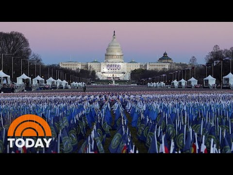 What's Ahead On President-Elect Biden's Inauguration Day | TODAY