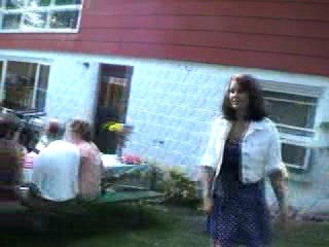 Molly's Graduation Party 2008