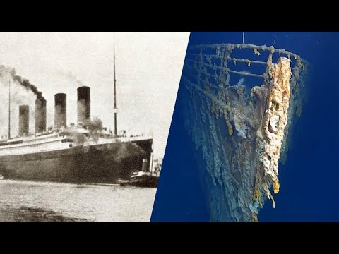 The Titanic Is Being Eaten by Bacteria