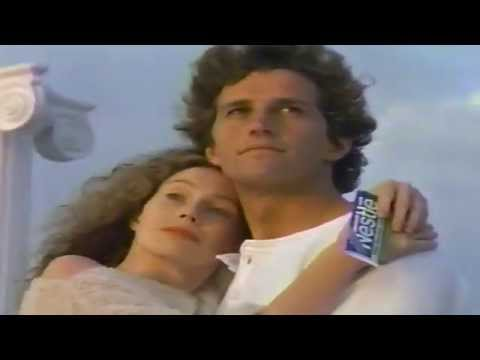 Nestle Chocolate Commercial (RARE Summer Version) (1986) (VHS Rip)