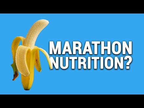 Nutrition For Marathon Runners