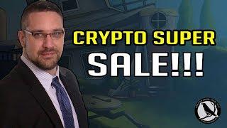 Crypto Discount Super Sale!