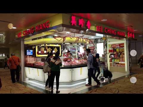 SINGAPORE Changi AIRPORT Duty Free Shops !