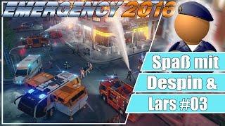 Emergency 2016 | Despin & Lars sind im Spiel | Lets Play #03