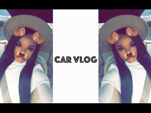 Car Vlog : Take A Ride With Me | Meeting, Blessings, & Car Karaoke #AVADIM