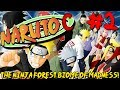 THE NINJA FOREST BIOME OF MADNESS! | Naruto C (Minecraft Modpack) - Episode 2