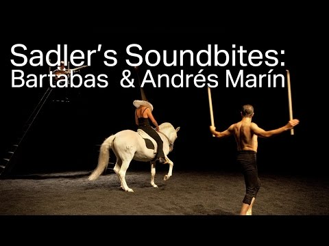 Bartabas - Golgota - Sadler's Soundbites (Sadler's Wells)