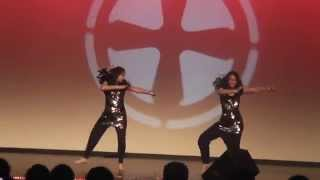 1234 Get On The Dance Floor - New Zealand Telugu Association 2013