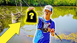 BEST Mystery Bait Box MONEY CAN BUY?! (1v1 Fishing Challenge)