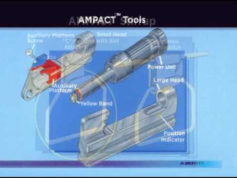 Tyco Electronics / Energy Division / AMP - Ampact Tap Part 1