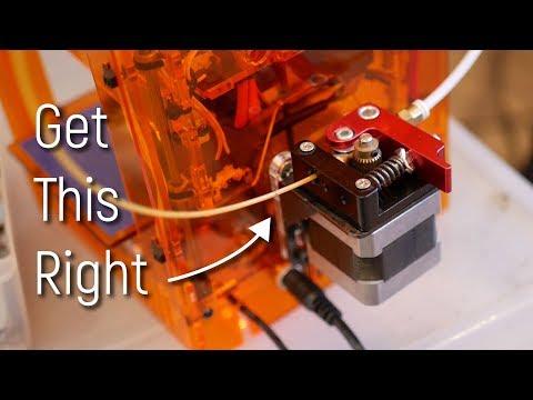 5 Critical 3D Printer Settings before you start Slicing! 3DP101