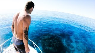 EXPLORING REMOTE ISLAND PARADISE Amazing Weather (Fishing & Diving) - Ep 84