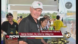 Beloved Avocado Farmer Killed By Fallen Tree